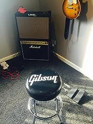 review image & Amazon.co.uk:Customer reviews: Gibson Gear Logo Barstool islam-shia.org