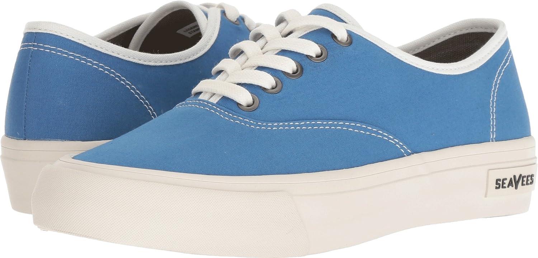 SeaVees Women's Legend Standard Seasonal Sneaker B074P6GVQ7 7.5 M US|Cabana Blue