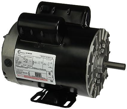 3 Hp Spl 3450 Rpm U56 Frame 115230v Air Compressor Motor Century
