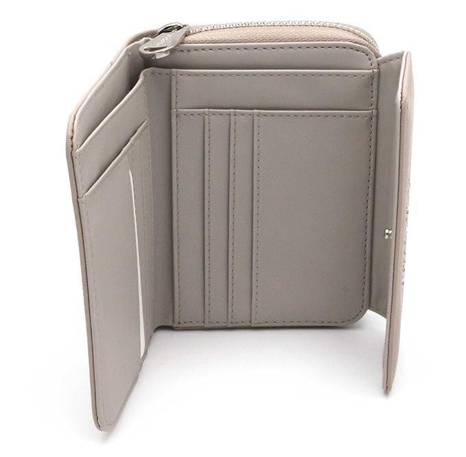 Flora & Co , Damen Damen Geldbörse Grau hellgrau: Koffer