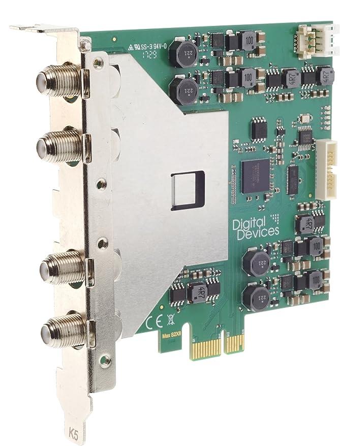 Digital Devices Max SX8 - Full de espectro (fbc-10) 8 ...
