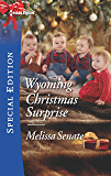 Wyoming Christmas Surprise (The Wyoming Multiples Book 2657)