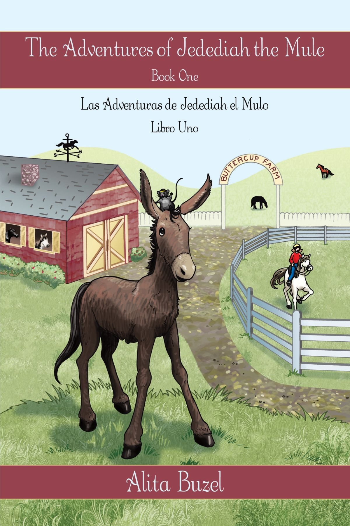 Read Online The Adventures of Jedediah the Mule: Book One ebook