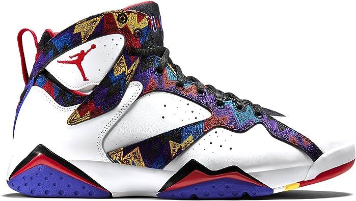 Nike Air Jordan Retro 7 VII Nothing But Net 304775 142 (45