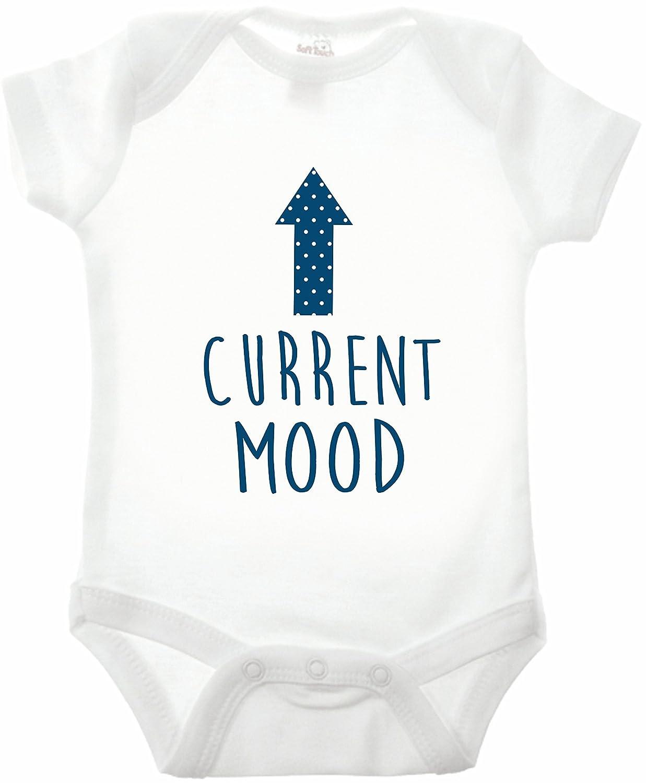 Bullshirt Current Mood Short Sleeve Babygrow