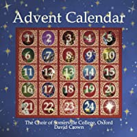 Advent Calendar: The Choir of Somerville College