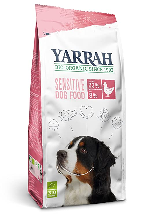 Yarrah - Pienso Sensitive sin Gluten 2 Kg: Amazon.es ...
