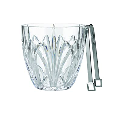 Marquis by Waterford Brookside Ice Bucket & Tong