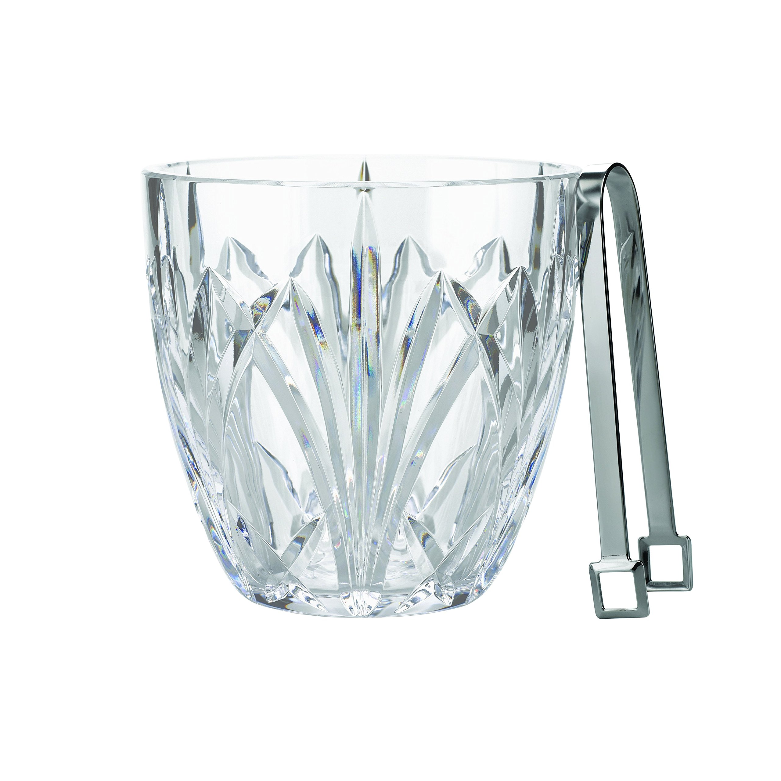 Marquis by Waterford Brookside Ice Bucket & Tong by Marquis By Waterford