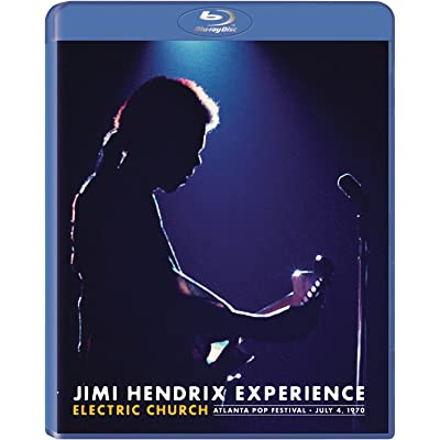 Jimi Hendrix: Electric Church [Blu-ray]