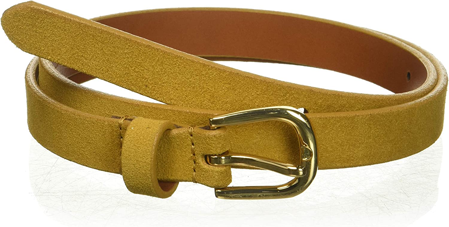 Circa Leathergoods Circa Women's Rich Suede Belt