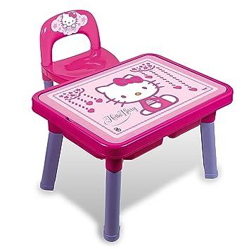 Tavolino Hello Kitty.Androni Hello Kitty Tavolo Multigioc Amazon Co Uk Toys