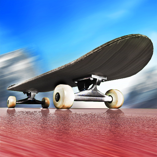 (Real Longboard - Epic Skate Simulator with huge Skate Park levels)