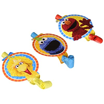 Blowouts | Sesame Street Collection | Party Accessory: Toys & Games