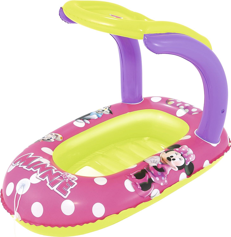 Barca hinchable infantil Bestway Minnie Mouse: Amazon.es: Juguetes ...