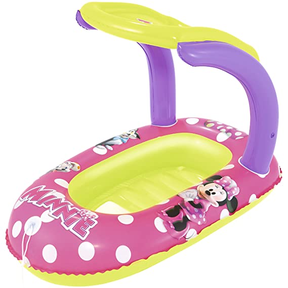 Barca hinchable infantil Bestway Minnie Mouse: Amazon.es: Juguetes ...