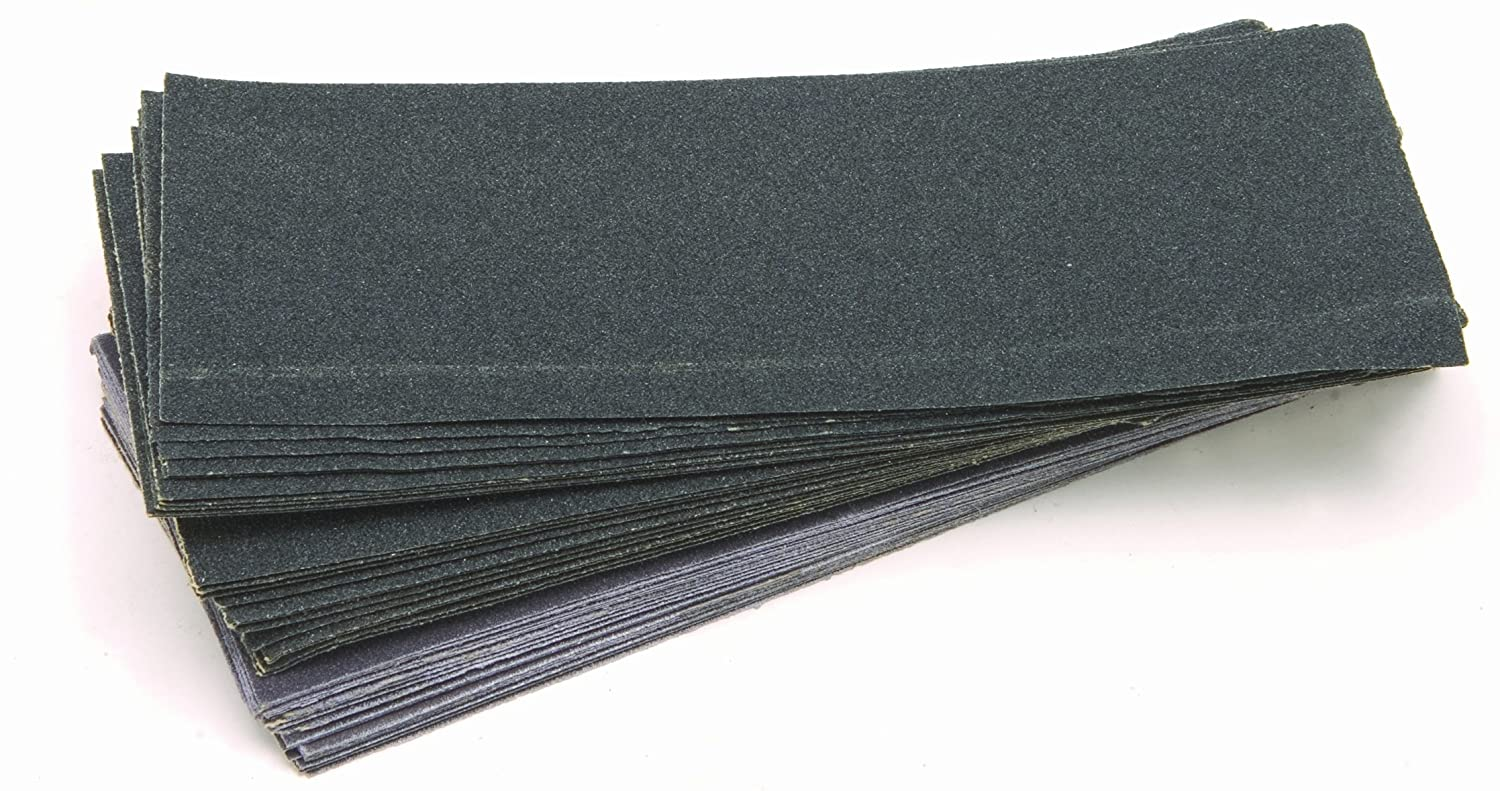 Rolson Lot de 50/ feuilles abrasives 93 x 230/ mm