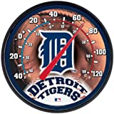 """MLB Detroit Tigers Thermometer, 12"""" x"""