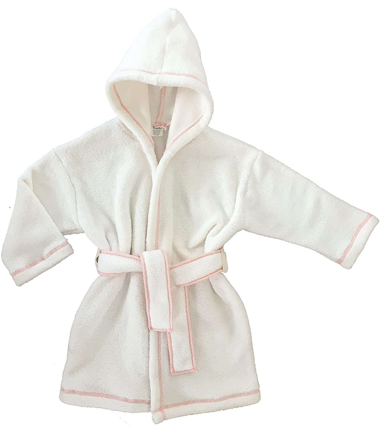 Snoozers Marshmallow Fleece Childrens Bathrobe Timeke