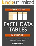 Learn to Use Excel Data Tables in an Hour: Worldwide Edition (Making Excel Easy Book 2)