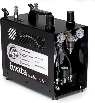 Iwata-Medea IS 975 Studio Series Power Jet Pro Air Compressor