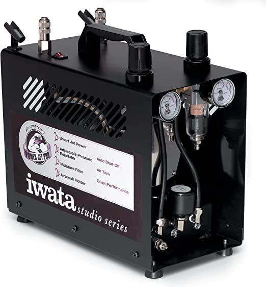 Amazon.com: Iwata-Medea Studio Series Power Jet Pro ...