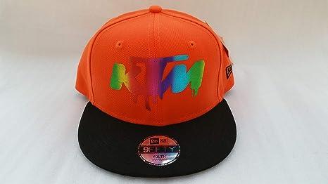 47023fc34 Amazon.com: KTM GENUINE Kids Radical Hat, UPW1973400: Automotive