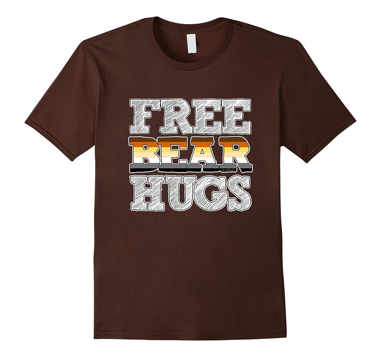 Gay Pride Free Bear Hugs Shirt-AZP