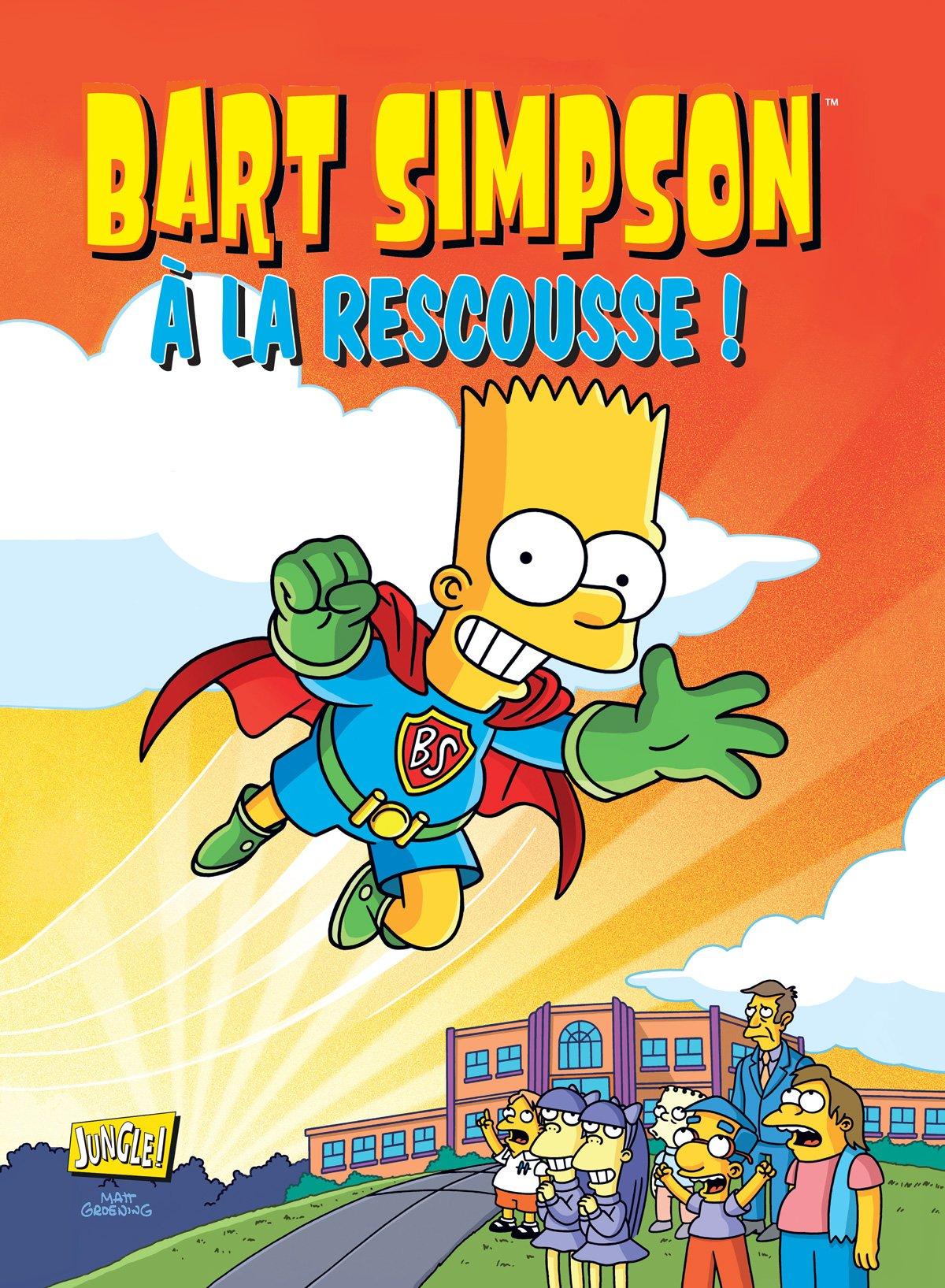Bart Simpson (12) : A la rescousse