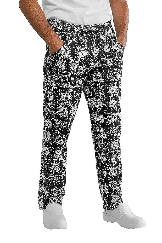 Skull 12 100/% Cotone Isacco Pantalone con elastico Skull 12 190 gr//m/² S
