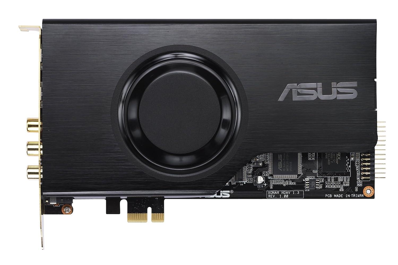 ASUS XONAR HDAV 1.3 AUDIO PLX WINDOWS 10 DRIVERS