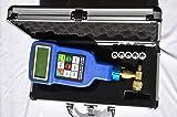 Deep Vacuum Micron Gauge/Digital Meter: AC HVAC Air Condition Refrigeration System Evacuation Optimum Test Tool, Most Accurate on The Market