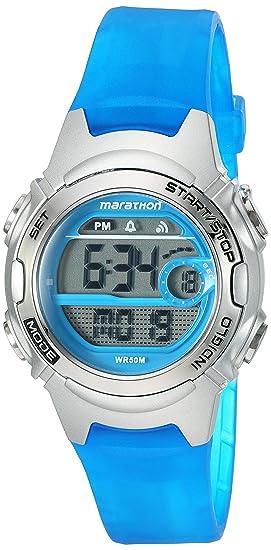 Marathon de Timex - Reloj de tamañ ...
