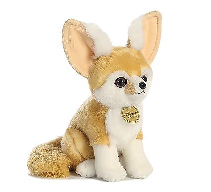 Amazon Com Aurora World Miyoni Fennec Fox Plush Toys Games