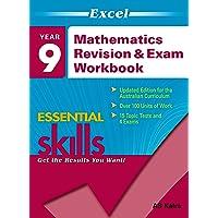 Excel Essential Skills: Mathematics Revision & Exam Workbook Year 9