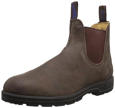 Blundstone Men's BL584 Rustic Ankle Boot,Rustic Brown,10 UK/11 ...