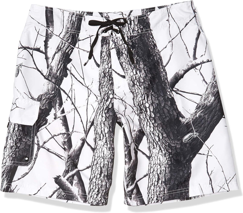 Realtree Men's Printed Boardshort