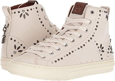 Womens C216 Prairie Rivet High Top Sneaker
