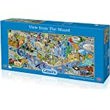 Gibsons View from The Shard Jigsaw Puzzle, 636 piece