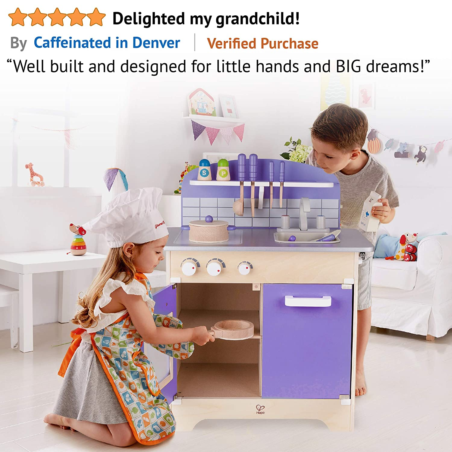 Top 9 Best Kitchen Set for Toddlers Reviews in 2021 12