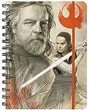 Star Wars Episode VIII The Last Jedi 2018 Weekly Note Planner