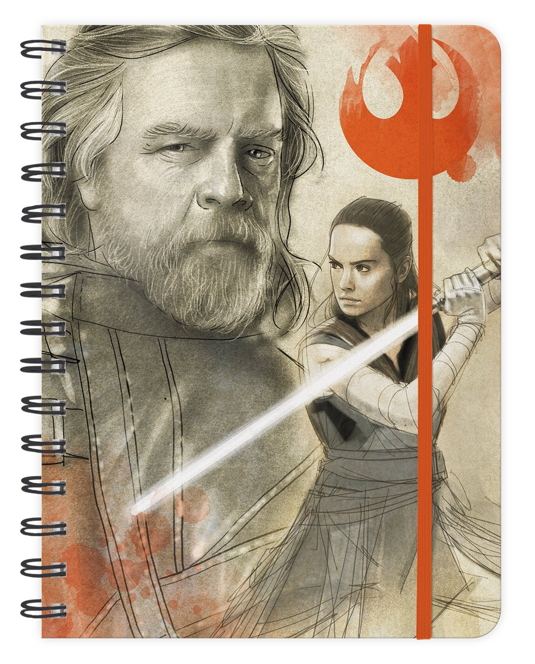 Star Wars Episode VIII The Last Jedi 2018 Weekly Note Planner pdf epub