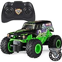 Monster Jam Official Grave Digger Remote Control Monster Truck