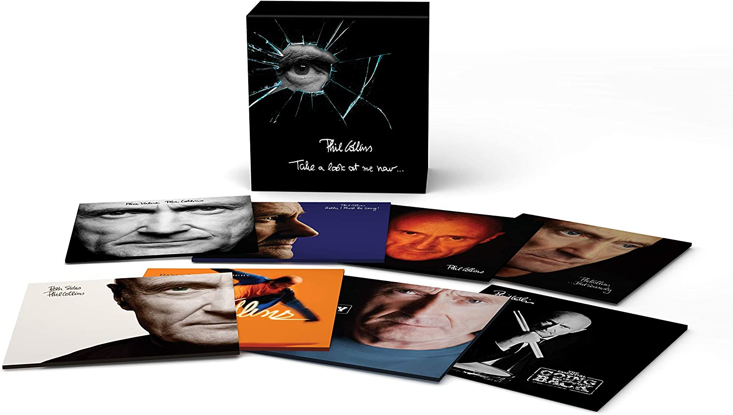Take A Look At Me Now - The Complete Studio Collection by Phil Collins