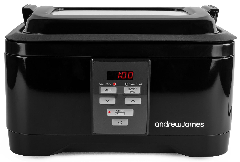 John Lewis Kitchen Appliances Andrew James Ultimate Sous Vide Package Includes Black Sous Vide