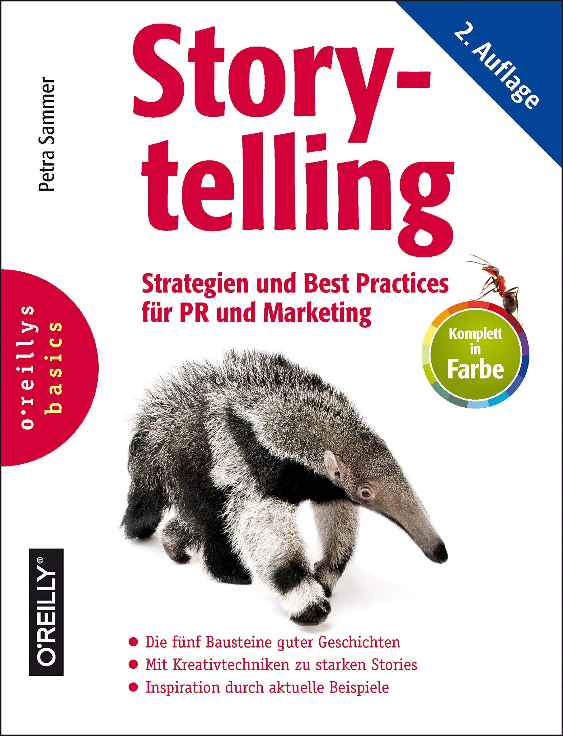 Storytelling  Strategien Und Best Practices Für PR Und Marketing