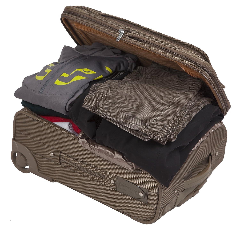 Ideal para Toda tu Ropa 6 Bolsas de Compression con pl/ástico Extra Grueso MY Vacuum-Bag TO Store 80/% Menos de Volumen 2X 50x60 cm Mediano + 2X 60x80cm Grande + 2X 80x100cm Extragrande