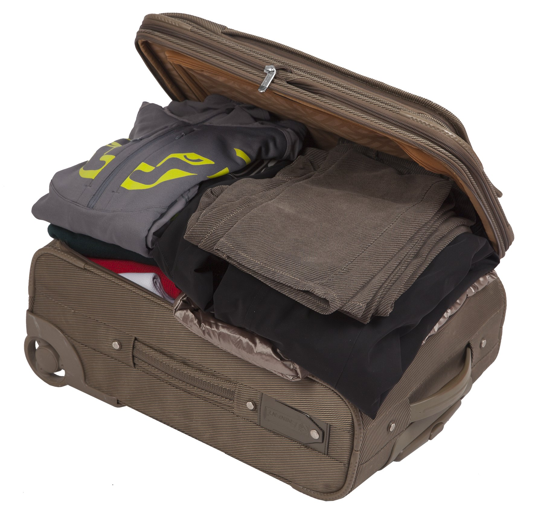 6 sacchi sotto-vuoto salvaspazio riutilizzabili | MY VACUUM-BAG TO STORE | dimensione universale 60 x 80 cm | sacchi per custodire vestiti, piumoni | riduce il volume | protegge dall'umidità, polvere