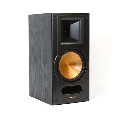 Klipsch RB-81 Reference II Two-Way Bookshelf Speaker - Black (Each)
