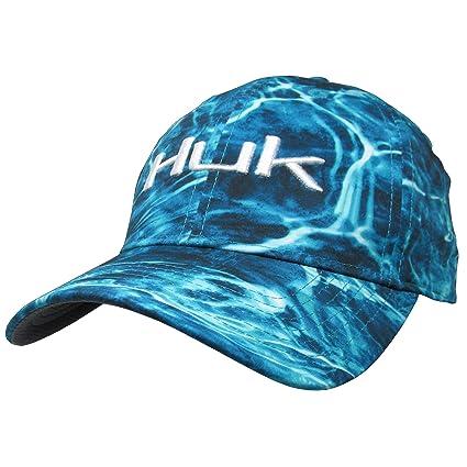 Amazon.com   Huk Men s Elements Stretch Cap   Sports   Outdoors ef3a240e14f0